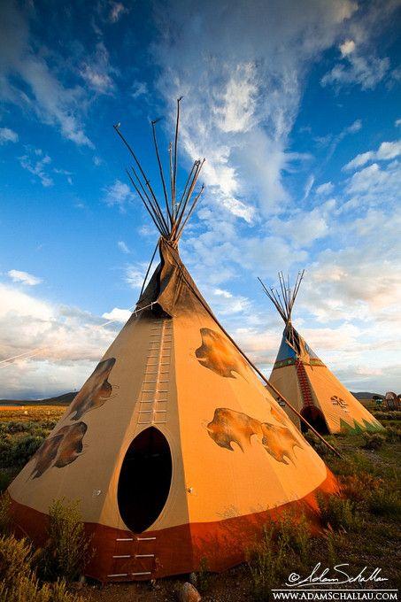 Teepee's Taos & Santa Fe - Adam Schallau Photography