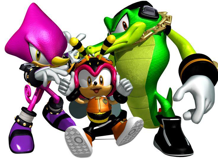 Sonic Heroes - Sonic News Network - Wikia