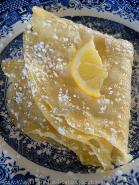 English Pancakes ~ Shrove Tuesday ~ Fat Tuesday ~ Pancake Day