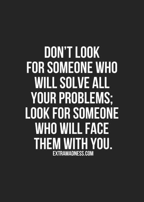 Facing Problems Quotes. QuotesGram