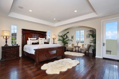 Nice master bedroom. | For the Home | Pinterest