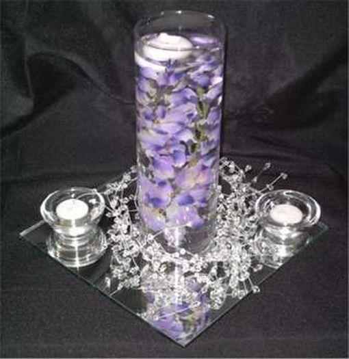 Table decs lavender wedding decorations   Related Posts for purple wedding table decorations