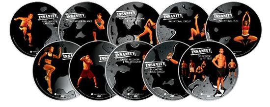 Insanity Full Videos>>>starting this again today... wish me luck!