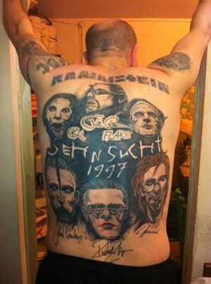 Creative tattoo designs on pinterest tattoos and body - About Rammstein Tattoos On Pinterest Tattoos Tatoos And I Want You