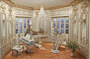 French music room
