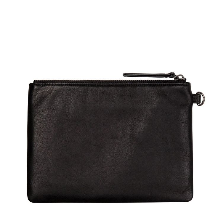 Status Anxiety - Fixation Wallet Black Inc Free Australian Delivery !