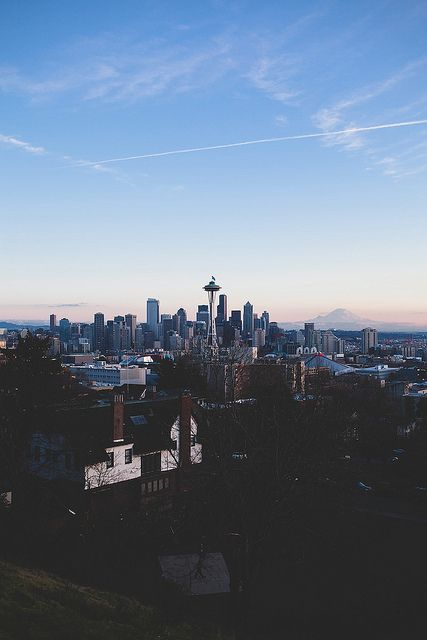 Seattle from Kerry Park | Flickr - Photo Sharing