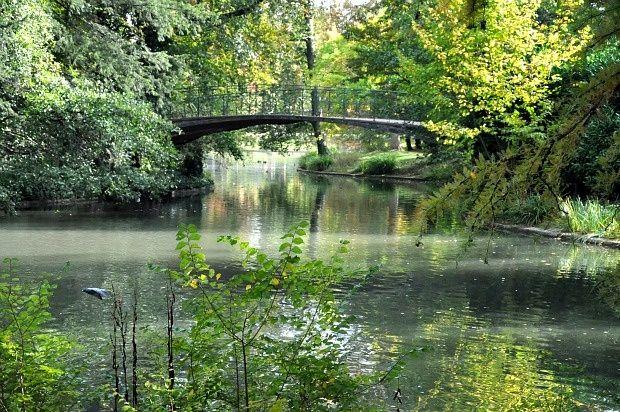 Strasbourg 2015 17 le jardin de l 39 orangerie claude for Jardin de france magnanville 78