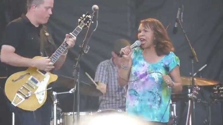 "Jason Isbell w/ Candi Staton  ""Heart on a Sting"" Shaky Knees Music Fest,..."