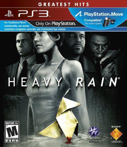 Amazon.com: Heavy Rain - Greatest Hits: Video Games