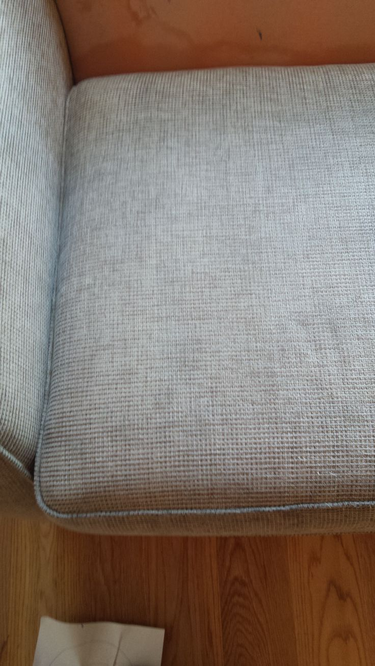 Upholstery cleaning in Skyrne Co. Meath. After.