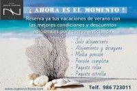 ¡ Ahora es el momento ! Reserva ya tus vacaciones en Sanxenxo con las mejores condiciones y un 10% de descuento adicional por reserva anticipada. Hotel Nuevo Vichona www.nuevovichona.com ¡Tu hotel spa en #Sanxenxo! ¿Te vienes?    #nuevovichona #hotel #spa #relax #RiasBaixas #Galicia #Pontevedra #vacaciones #verano #turismo