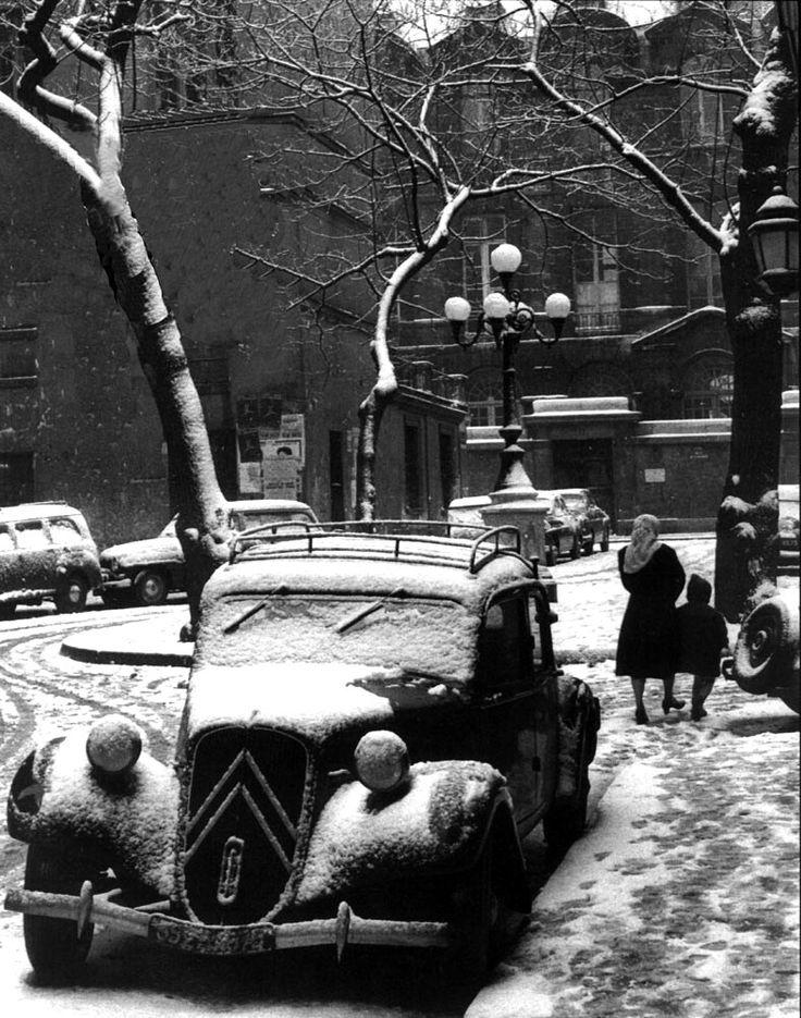 mimbeau:  Paris circa 1950 Maurice Bonnel