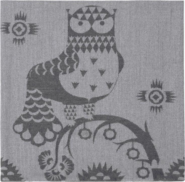 Iittala - Taika Cushion cover 50x50 cm grey - Iittala.com