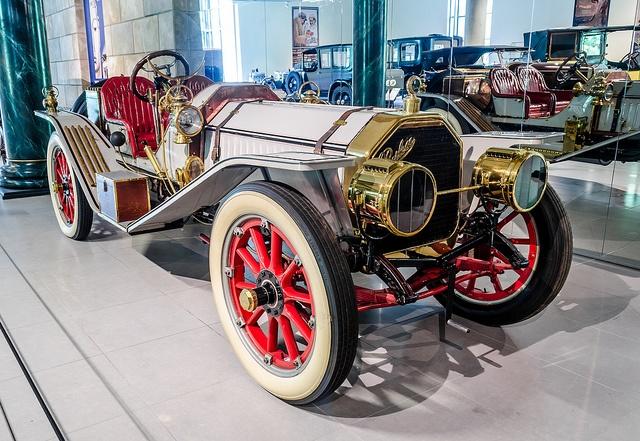 PEERLESS 45-HP MODEL 32 11-LITRE RACEABOUT 1911