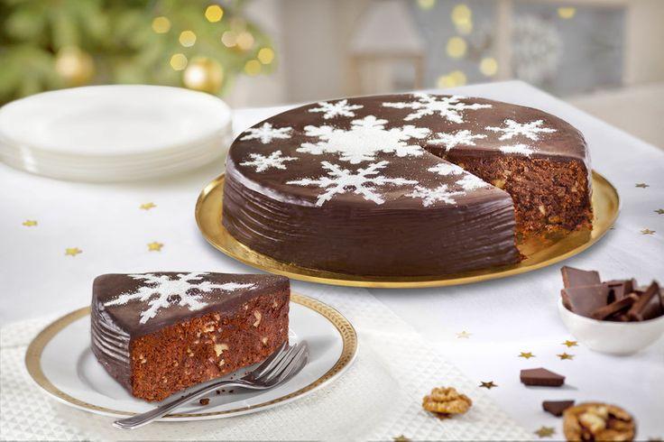 Ciasto podwójnie czekoladowe