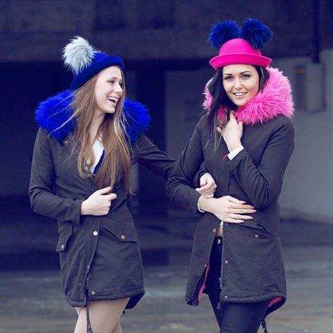 Kar ❄️ geliyormuş kızlar parkalarımız hazır 129.90₺ Kargo dahil 🙀