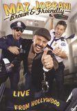 Maz Jobrani: Brown & Friendly [DVD] [English] [2009]