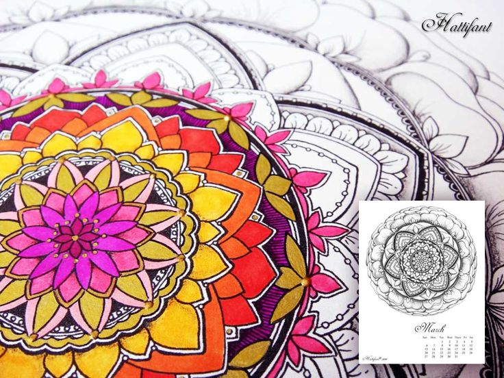 Get Lost In A Mystery Of Color With These Mystifying Mandala Coloring Pages Printable Feature 10 Incredible Designs