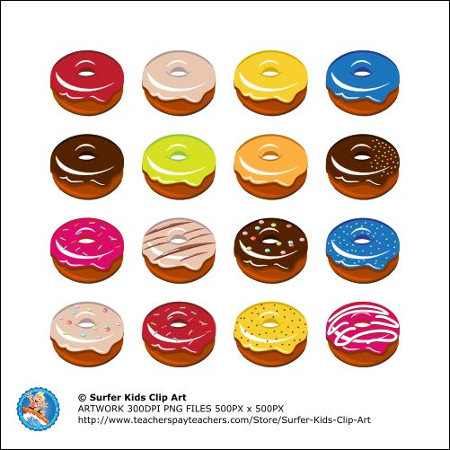 13 Yummie Donuts to die for.