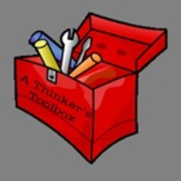 A Thinker's Toolbox - A one stop shop to find tools that will help your thinker succeed.
