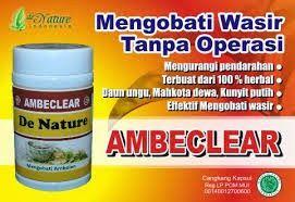 -AMBECLEAR-  Mengobati wasir tanpa operasi Call: 081908733527