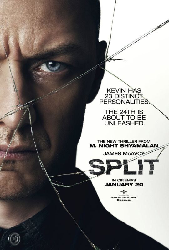 Split (2017) looks like a good movie keep and eye out for it G.