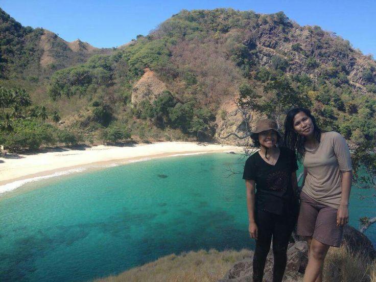Koka Beach  Sikka, Maumere, East Nusa Tenggara, Indonesia