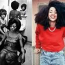 Turn back the clock 20 years, and you'd be hard-pressed to see a Black actress with hair that was anything other than just-got-out-of-the-salon laid. Flip through the tube in 1995, and you might find: theTurn back the clock 20 years, and you'd be hard-pressed to see a Black actress with hair that was anything other than just-got-out-of-the-salon laid. Flip through the tube in 1995, and you might find: the ladies from Living Single, all with straight strands (with some weaves thrown in), the…