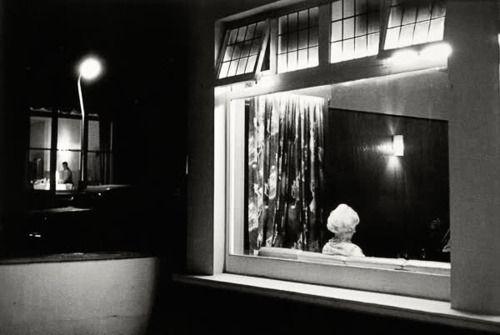 boarding house, newquay, cornwall, 1968 - by tony ray-jones