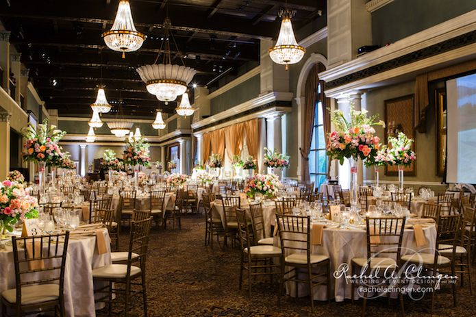 South Asian Wedding at Liberty Grand, Toronto. Floral and decor by Rachel A. Clingen photo by @ikonicaimages