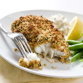 Crunchy Oven-Fried Fish Recipe - Americas Test Kitchen