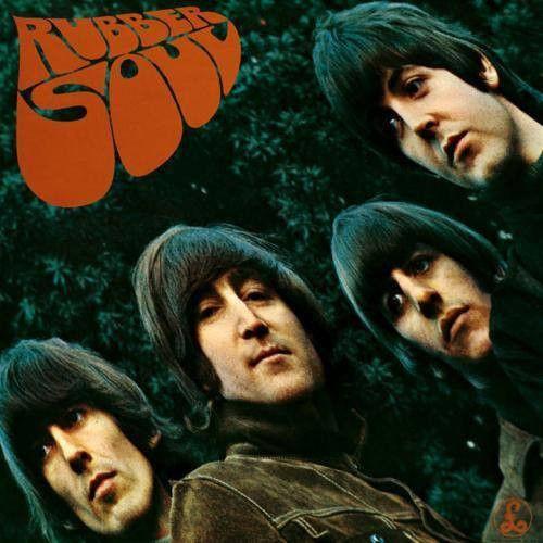Beatles - Rubber Soul Vinyl Record (180g Import)