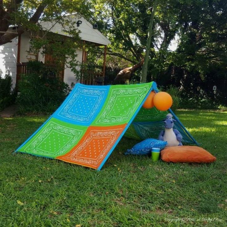 25 beste achtertuin idee n kinderen op pinterest kinderspeelgoed organiseren kinderen tuin - Tent voor terras ...