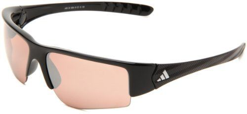 adidas mactelo II a400-6058 Rectangle Sunglasses,Shiny Black Frame/LST Active Silver Lens,One Size adidas. $95.00. Auto Fit. Decentered Vision Advantage? PC Lens. Grip Systems. Quick-Release Hinge?. Quick-Change Lens System?