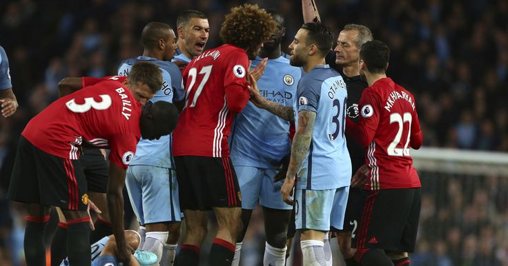 Manchester United holds City to scoreless draw in derby - USA TODAY