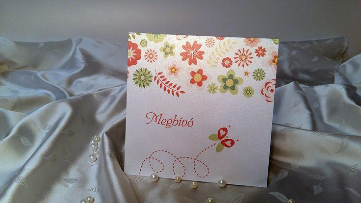 135 92 – Esküvői meghívók