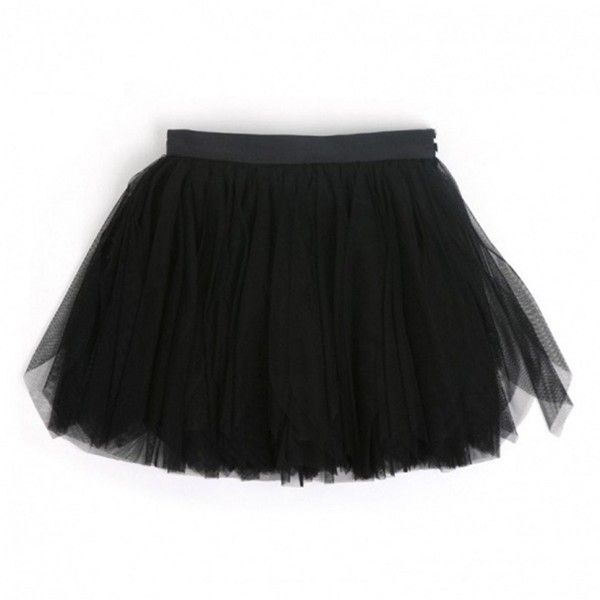 Pre-owned Jack Wills Skirt (265 TND) ❤ liked on Polyvore featuring skirts, black and jack wills