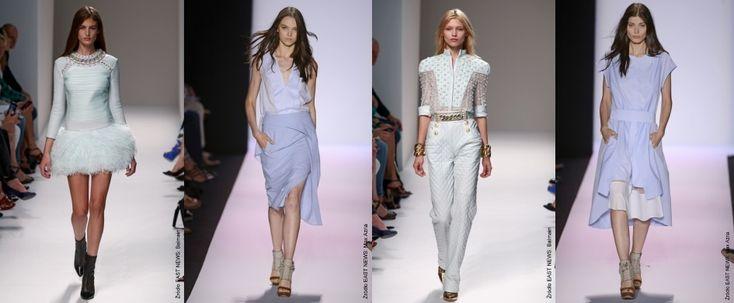 Baby blue - Trendy w modzie - Domodi.pl