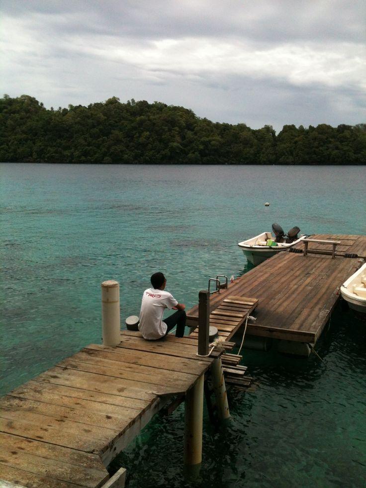 Weh island ini salah satu tempat,suatu saat akan ku datangi wajiiib :D