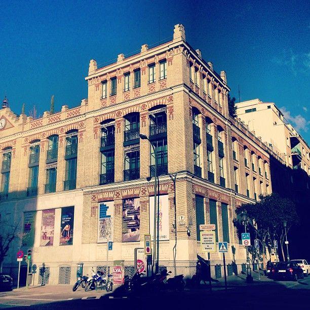 La Casa Encendida, Cultural Art Center - Madrid, Spain
