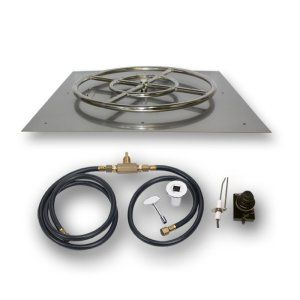 Fire Pit Burners Fire Pit Accessories on Hayneedle - Fire Pit Burners Fire Pit Accessories For Sale