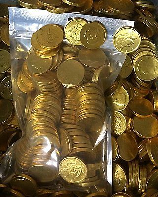 Bulk Chocolate Coins