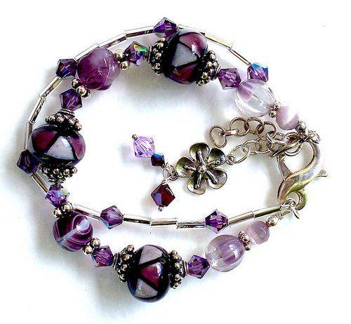 Charm Bracelet - JM.VITRAIL bracelet by VIDA VIDA t3Xvk