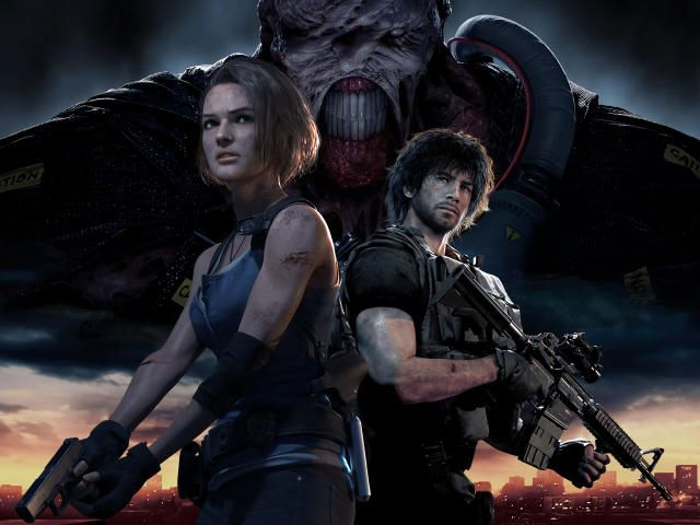 Collection Of Resident Evil 3 Hd 4k Wallpapers Background Photo And Images In 2020 Resident Evil 3 Remake Resident Evil Jill Valentine