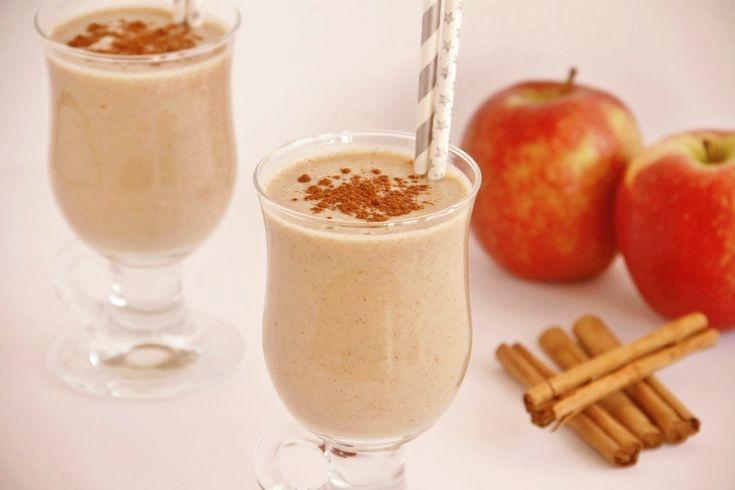 Smoothie de Tarta de manzana - MisThermorecetas