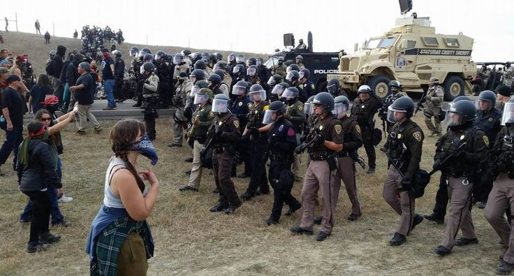 Trump and Standing Rock: Protecting the Land of Indigenous People from Energy Transfer Partners Company that is Building the Pipeline