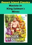 Maciste in King Solomon's Mines [DVD] [1963]