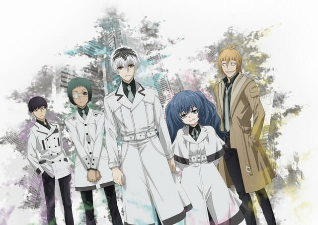 Tokyo Ghoul:re Anime's Opening Theme Song Announced by Mike Ferreira