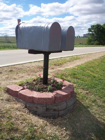17 Best images about mailbox landscape on Pinterest